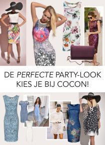Cocon kan je helpen met je perfecte Party Look