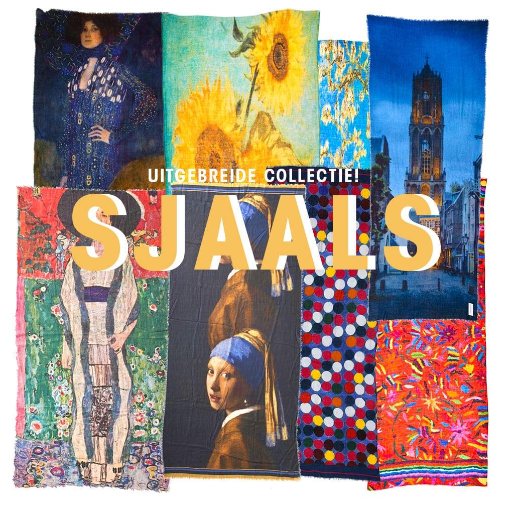 Nieuwe collectie sjaals