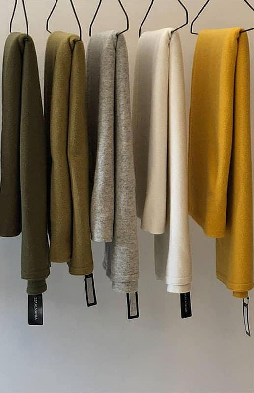 Hoe verzorg je wollen kleding