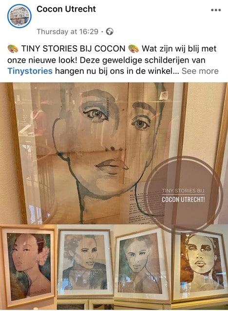 Cocon Utrecht Facebook