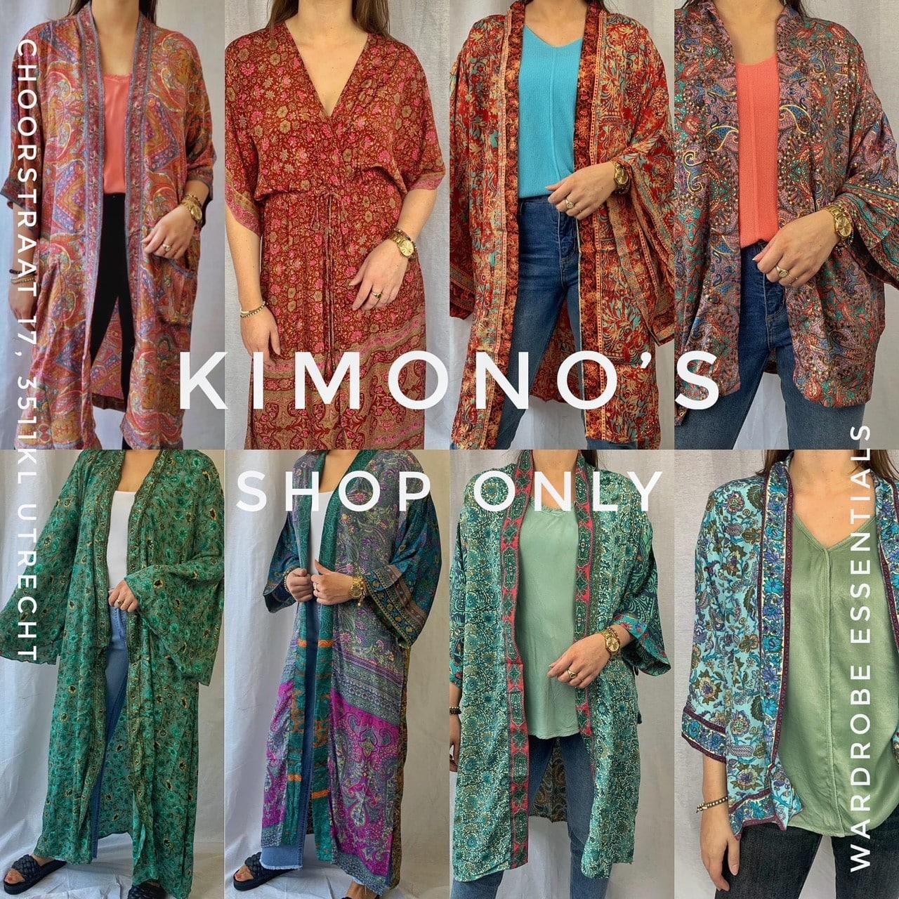 kimono's cocon